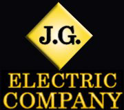 J.G. ELECTRIC COMPANY, INC., Logo